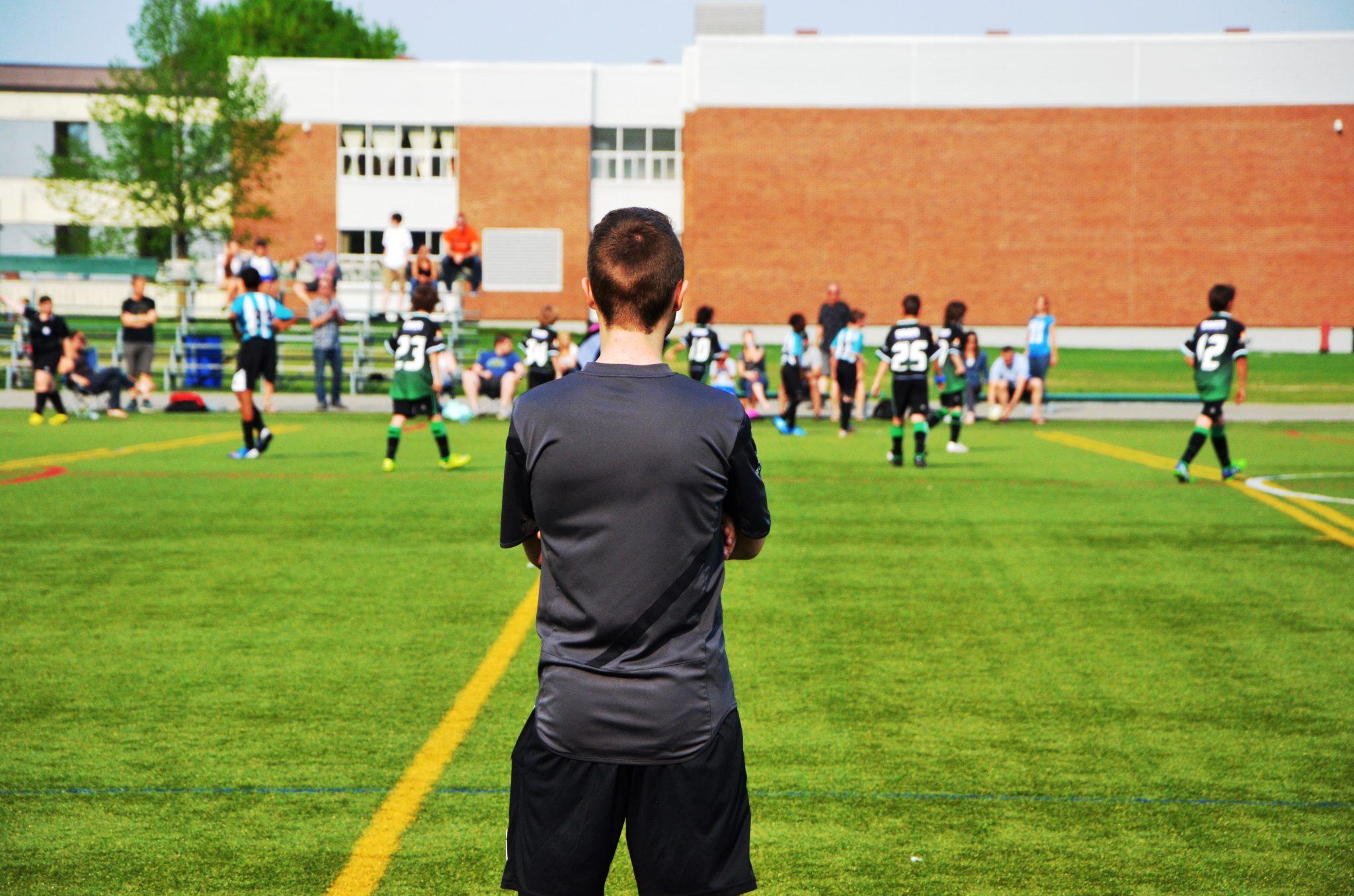 Physiothérapie sportive terrain