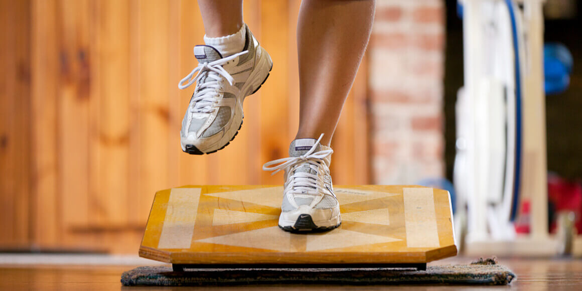 equilibre sport physiothérapie