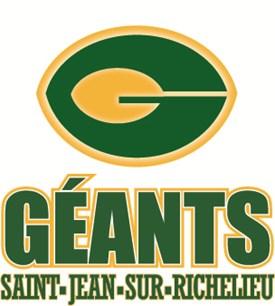 Logo Géants Saint-Jean-sur-Richelieu