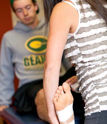 traitement blessure de sport
