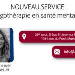 Ergothérapeute, clinique Acti-Sport physiothérapie
